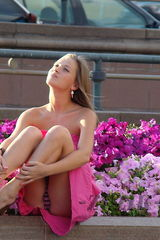 Collection Blond Russian Teen 73